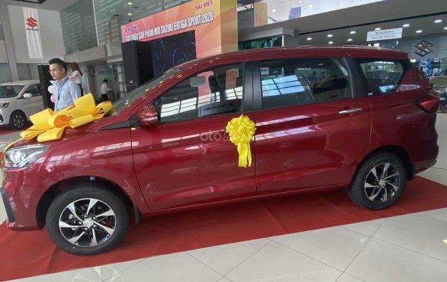 Suzuki Ertiga full option giá cực sốc, hỗ trợ trả góp cực cao, chỉ còn vài xe trả trước 100triệu có xe lăn bánh3