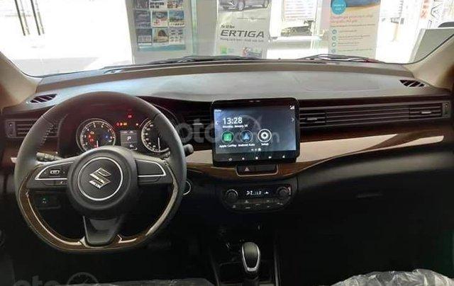 Suzuki Ertiga full option giá cực sốc, hỗ trợ trả góp cực cao, chỉ còn vài xe trả trước 100triệu có xe lăn bánh5
