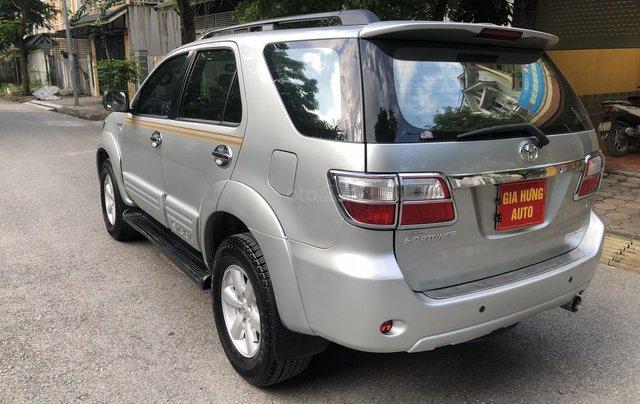 Gia Hưng Auto bán xe Toyota Fortuner V 2.7AT đời 2011, đăng ký chính chủ tên tư nhân4