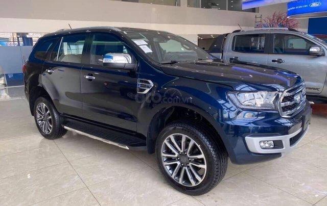 [Siêu khuyến mãi 2020 ] 0909907900 Ford Everest Bi-Turbo, Si-Turbo, đủ màu, giao ngay, tặng bảo hiểm vật chất, dán film0