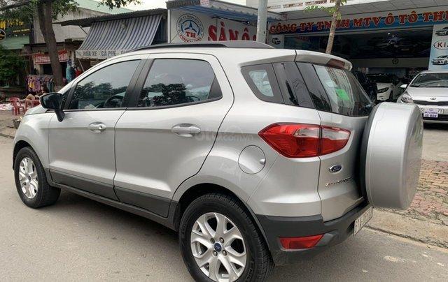 Xe Ford EcoSport đăng ký lần đầu 2017, màu bạc ít sử dụng, giá tốt 400 triệu đồng1