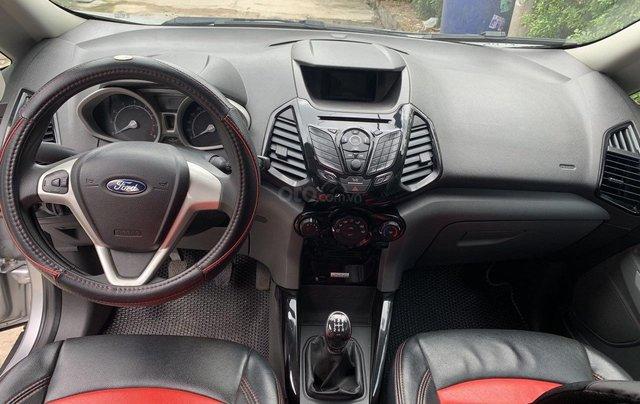 Xe Ford EcoSport đăng ký lần đầu 2017, màu bạc ít sử dụng, giá tốt 400 triệu đồng2