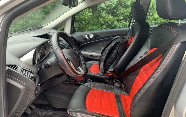 Xe Ford EcoSport đăng ký lần đầu 2017, màu bạc ít sử dụng, giá tốt 400 triệu đồng7