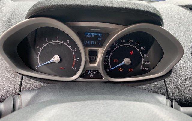 Xe Ford EcoSport đăng ký lần đầu 2017, màu bạc ít sử dụng, giá tốt 400 triệu đồng9