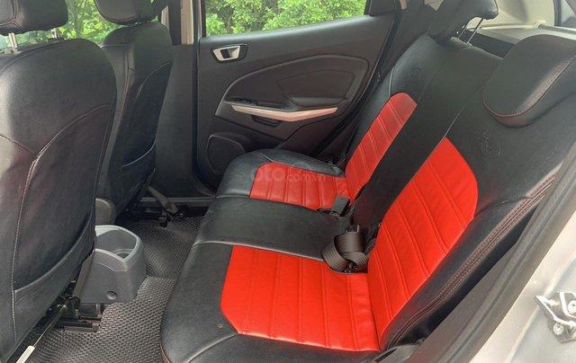 Xe Ford EcoSport đăng ký lần đầu 2017, màu bạc ít sử dụng, giá tốt 400 triệu đồng8