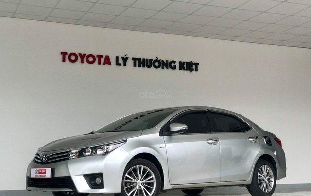 Bán Toyota Corolla Altis 1.8AT - 20151