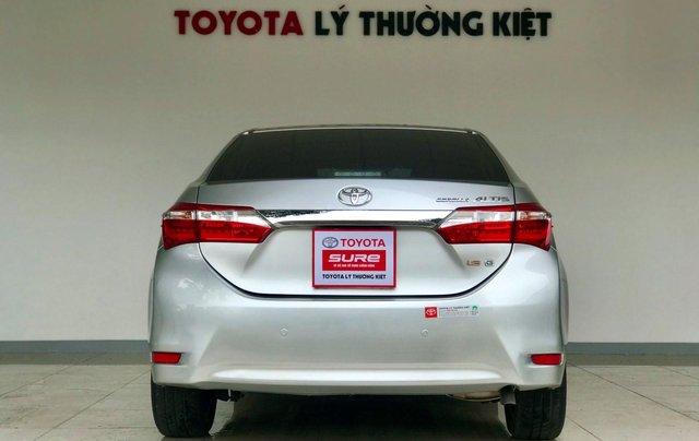 Bán Toyota Corolla Altis 1.8AT - 20152