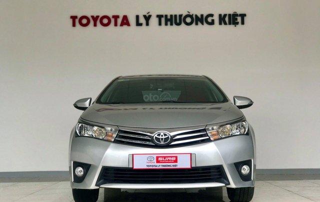 Bán Toyota Corolla Altis 1.8AT - 20150