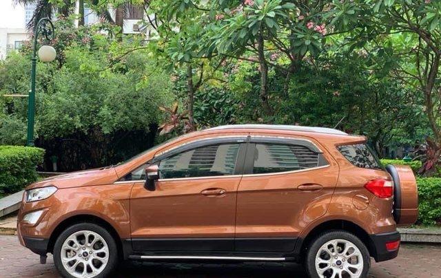 Ford Ecosport 2020 hàng hiếm màu đồng1