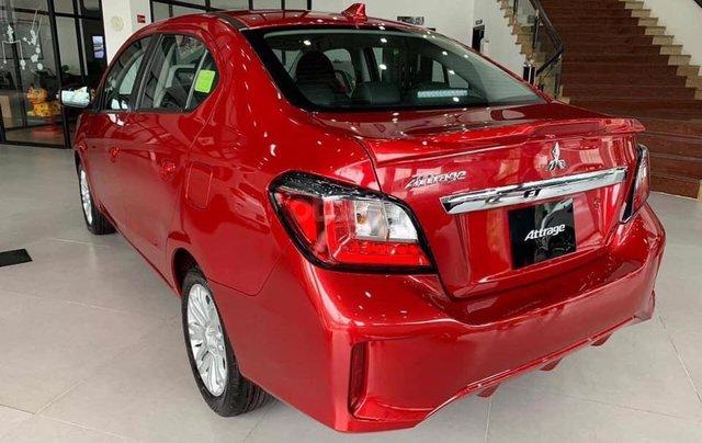 Mitsubishi Attrage 2020 hỗ trợ 50% thuế trước bạ, trả trước 126tr nhận xe5