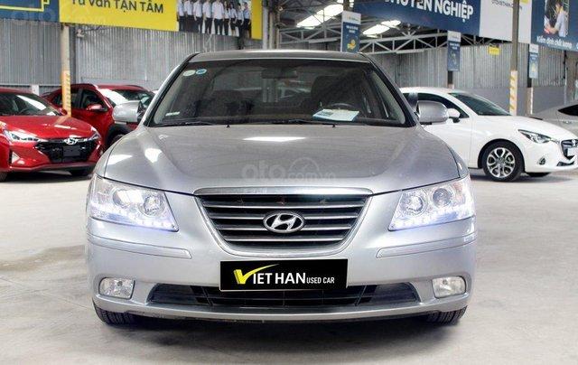 Cần bán xe Hyundai Sonata 2.0MT sản xuất năm 2009, màu xám (ghi), nhập khẩu giá cạnh tranh2