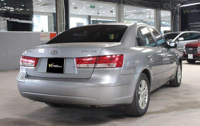 Cần bán xe Hyundai Sonata 2.0MT sản xuất năm 2009, màu xám (ghi), nhập khẩu giá cạnh tranh5