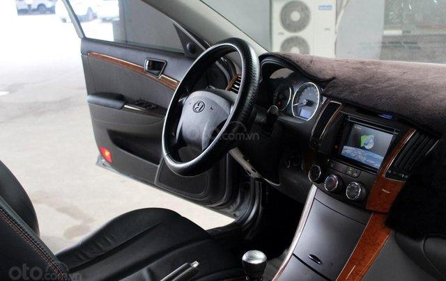 Cần bán xe Hyundai Sonata 2.0MT sản xuất năm 2009, màu xám (ghi), nhập khẩu giá cạnh tranh7