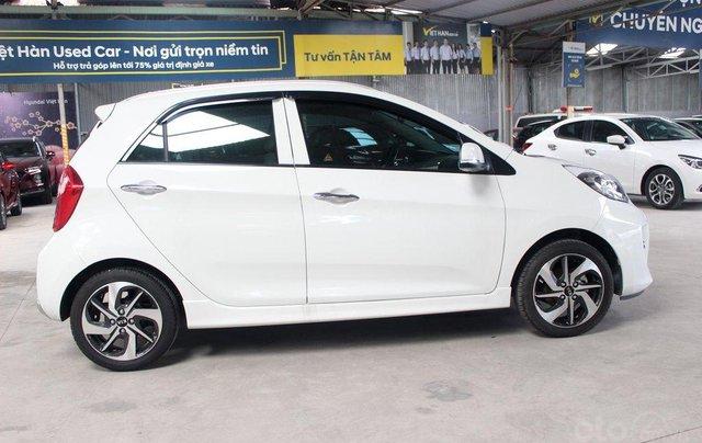 Kia Morning S 1.25AT sx 2019, màu trắng6