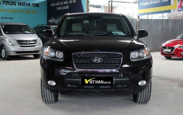 Hyundai Santa Fe TC 2.7AT 4WD 2007, xe nhập nguyên chiếc Hàn Quốc2