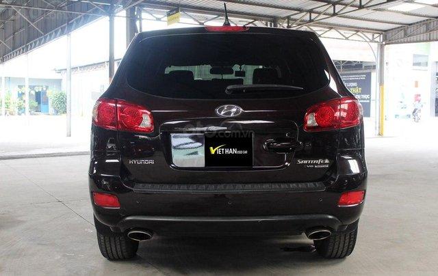 Hyundai Santa Fe TC 2.7AT 4WD 2007, xe nhập nguyên chiếc Hàn Quốc3