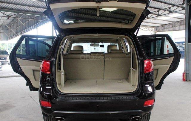 Hyundai Santa Fe TC 2.7AT 4WD 2007, xe nhập nguyên chiếc Hàn Quốc4