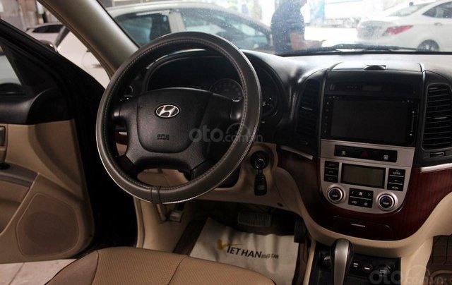 Hyundai Santa Fe TC 2.7AT 4WD 2007, xe nhập nguyên chiếc Hàn Quốc9