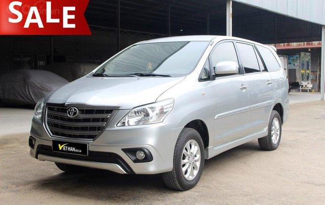 Cần bán gấp Toyota Innova đời 2014, giá chỉ 448 triệu0