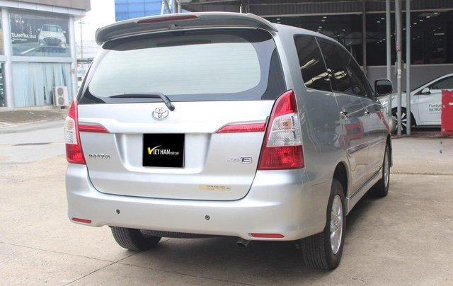 Cần bán gấp Toyota Innova đời 2014, giá chỉ 448 triệu4