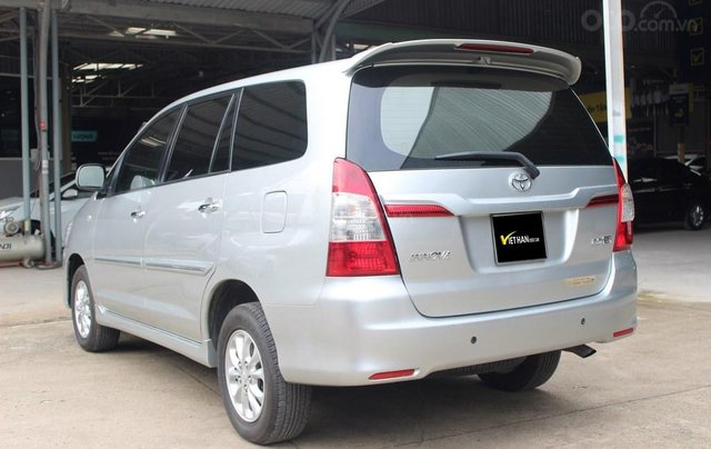 Cần bán gấp Toyota Innova đời 2014, giá chỉ 448 triệu5