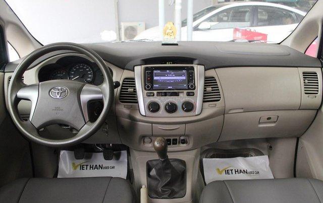 Cần bán gấp Toyota Innova đời 2014, giá chỉ 448 triệu9