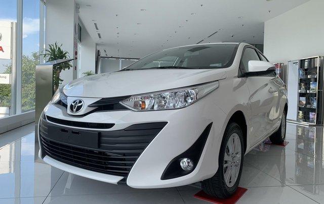 Toyota Vios 2020 - khuyến mãi khủng tháng 10 0