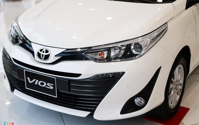 Toyota Vios 2020 - khuyến mãi khủng tháng 10 1