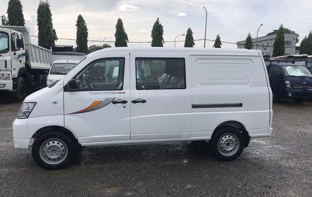Bán xe tải Van chạy phố không cần giấy phép1