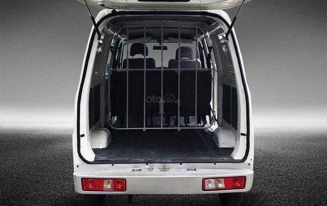 Bán xe tải Van chạy phố không cần giấy phép4