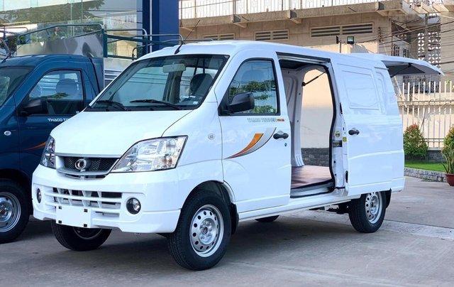 Bán xe tải Van chạy phố không cần giấy phép3