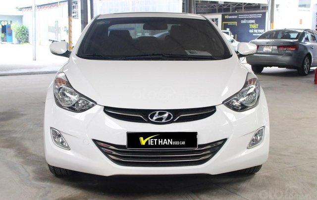 Bán xe Hyundai Elantra 1.8AT 20132