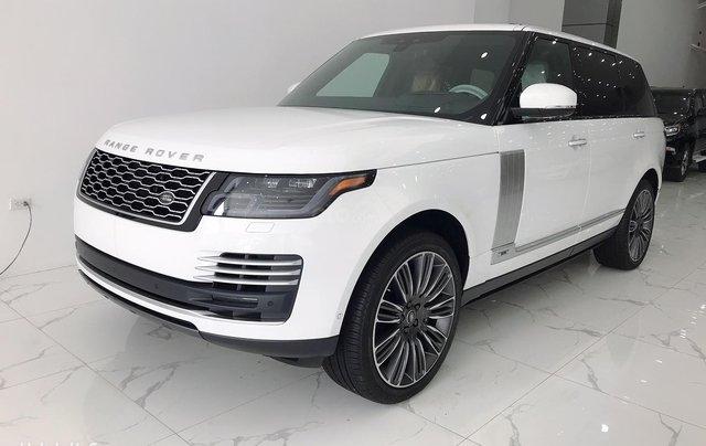 Viet Auto bán xe Landrover Range Rover Autobiography LWB máy 3.0i6 model 20211