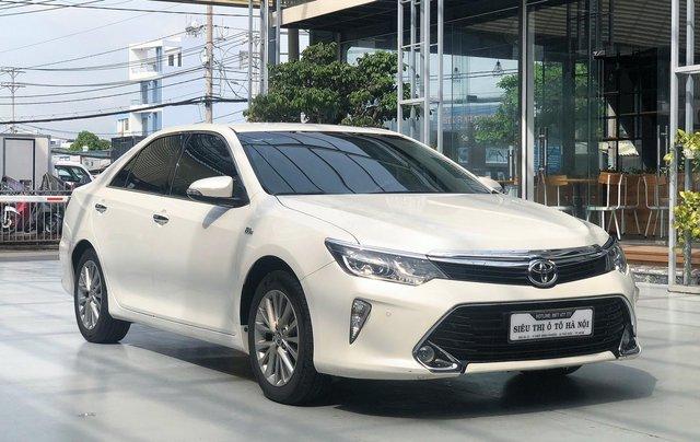 Toyota Camry 2.5Q 2018, siêu mới 3.900km1
