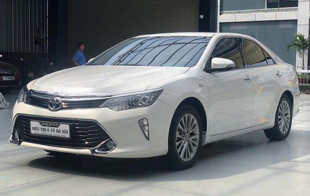 Toyota Camry 2.5Q 2018, siêu mới 3.900km2