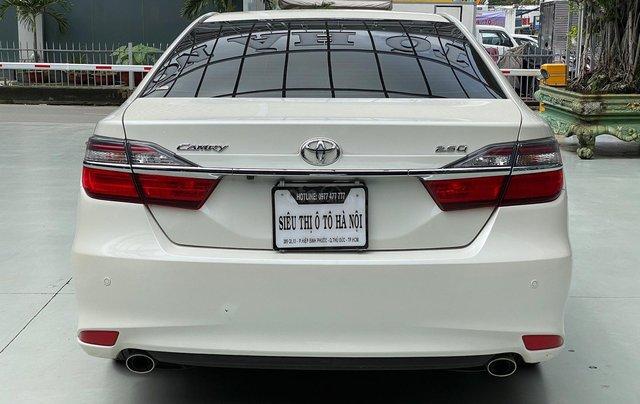 Toyota Camry 2.5Q 2018, siêu mới 3.900km3
