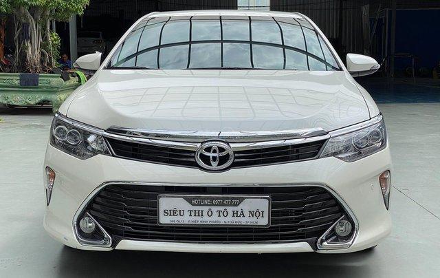 Toyota Camry 2.5Q 2018, siêu mới 3.900km0