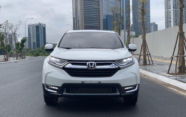 Honda CR-V 2019. Xe nhập khẩu Thái Lan, tên tư nhân 1 chủ - Cực mới, odo zin 16.000 km0