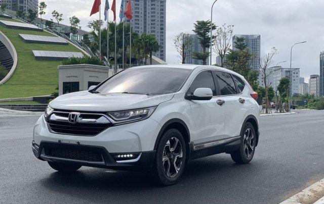 Honda CR-V 2019. Xe nhập khẩu Thái Lan, tên tư nhân 1 chủ - Cực mới, odo zin 16.000 km4