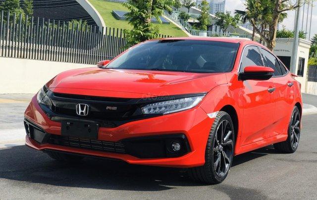 Honda Civic RS 1.5Turbo 2019. Xe nhập khẩu Thái Lan, đăng kí tư nhân 1 chủ mới như xe hãng, đi zin 8.000 km1