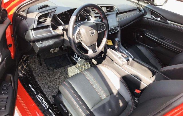 Honda Civic RS 1.5Turbo 2019. Xe nhập khẩu Thái Lan, đăng kí tư nhân 1 chủ mới như xe hãng, đi zin 8.000 km6