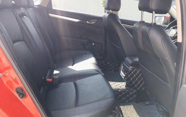Honda Civic RS 1.5Turbo 2019. Xe nhập khẩu Thái Lan, đăng kí tư nhân 1 chủ mới như xe hãng, đi zin 8.000 km10