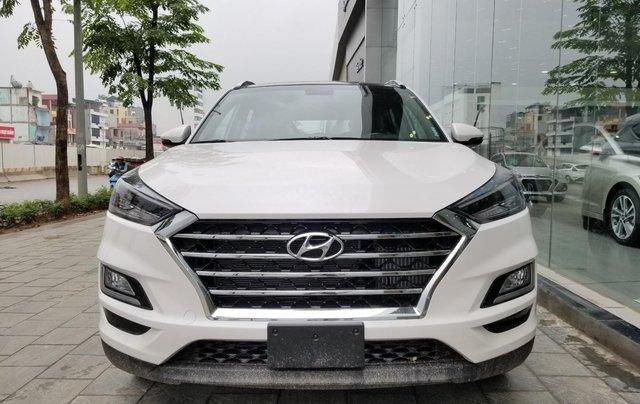 Hyundai Tucson 2020, đủ phiên bản - đủ màu, ưu đãi cực lớn trả góp cực nhanh1