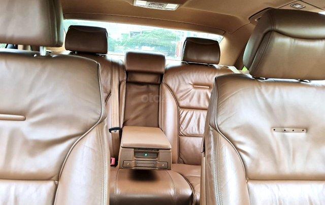 Audi A8 nhập Mỹ SX 2008, màu đen zin, xe 5 chỗ1