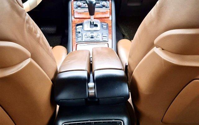 Audi A8 nhập Mỹ SX 2008, màu đen zin, xe 5 chỗ12