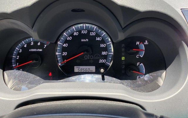 Bán Toyota Fortuner 2.7V sản xuất 2015, màu đen, số tự động, giá 750tr7