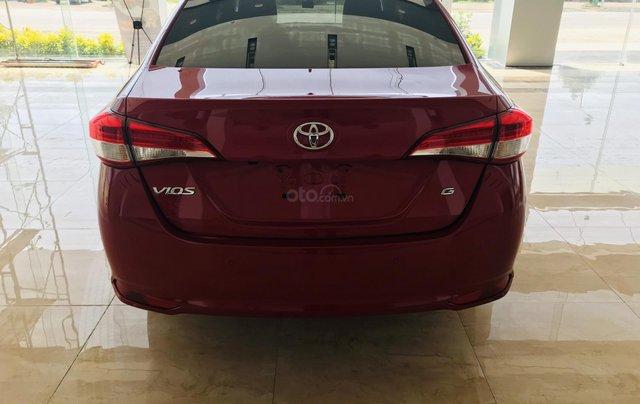 Vios 2019 G số CVT hãng Toyota tại Móng Cái2