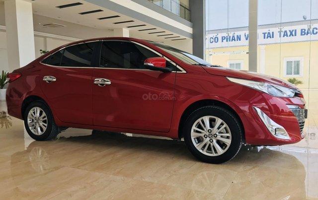 Vios 2019 G số CVT hãng Toyota tại Móng Cái4