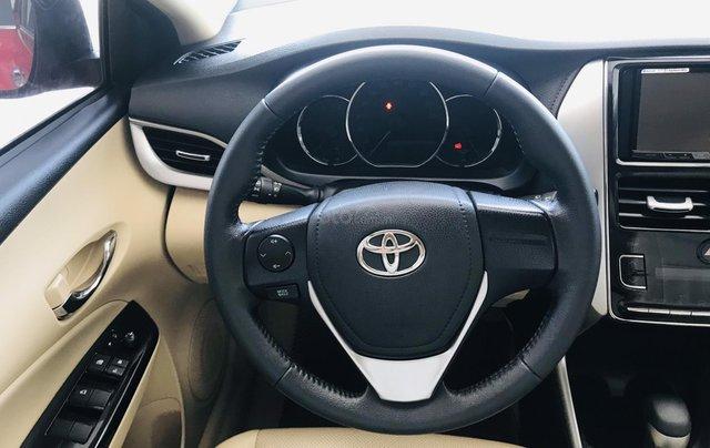 Vios 2019 G số CVT hãng Toyota tại Móng Cái8