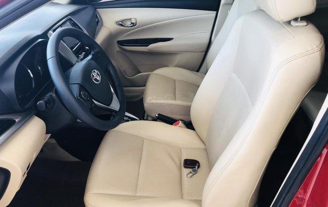 Vios 2019 G số CVT hãng Toyota tại Móng Cái10